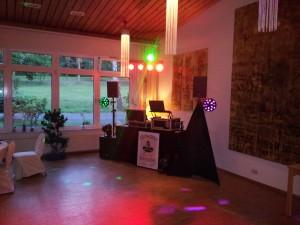 Konditionen für Lichttechnik auf Ihrer Veranstaltung