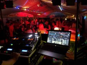 Zeltdisco mit Ihrem Party DJ aus Köln