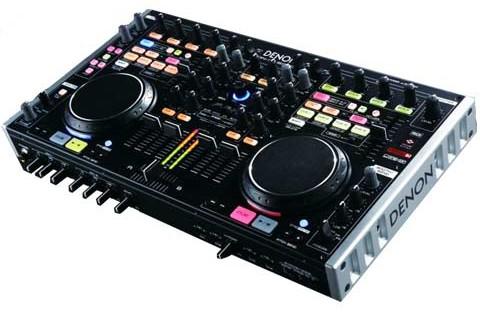 Die Dj Konsole - von Ihrem Party DJ